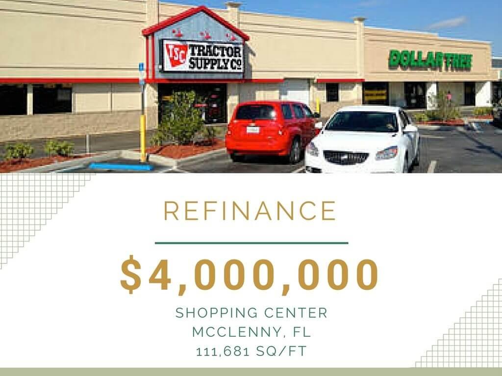 non-recourse commercial mortgage loans in florida