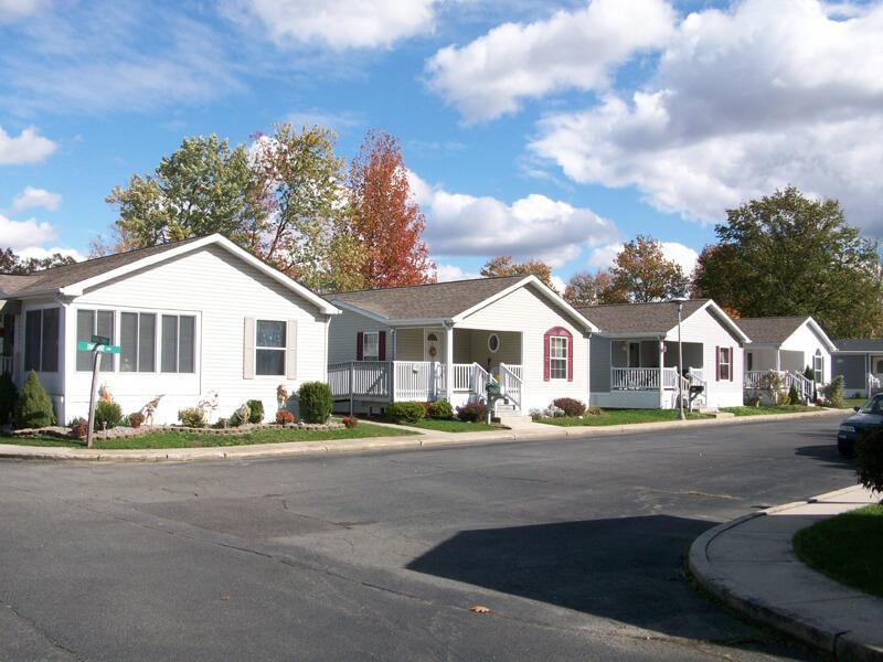 mobile home park financing